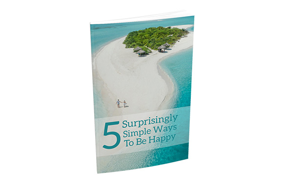 5 Surprisingly Simple Ways To Be Happy