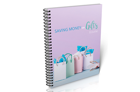 Saving Money on Gifts Ecourse