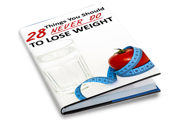 28 Things You Should Never Do To Lose Weight