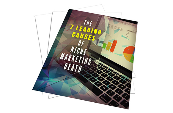 The 7 Leading Causes Of Niche Marketing Death
