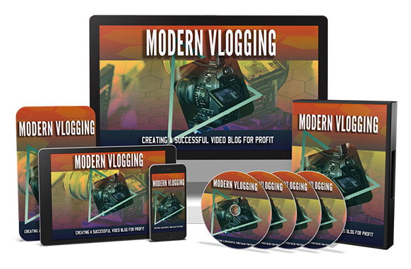 Modern Vlogging Upgrade Package