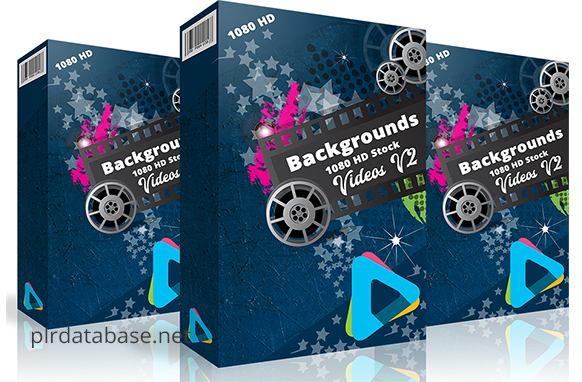 Backgrounds 1080 HD Stock Videos V2.1
