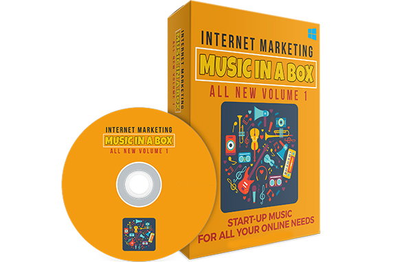 Internet Marketing Music In a Box Volume 1
