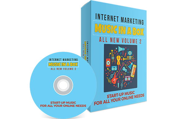 Internet Marketing Music In a Box Volume 2