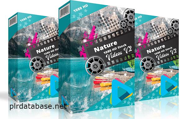 Nature 1080 HD Stock Videos V2