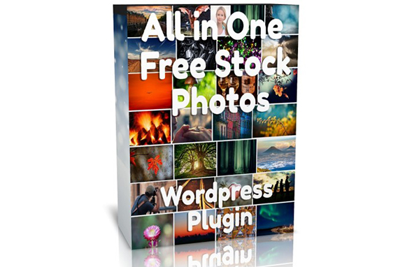 All-In-One Free Stock Photos WordPress Plugin