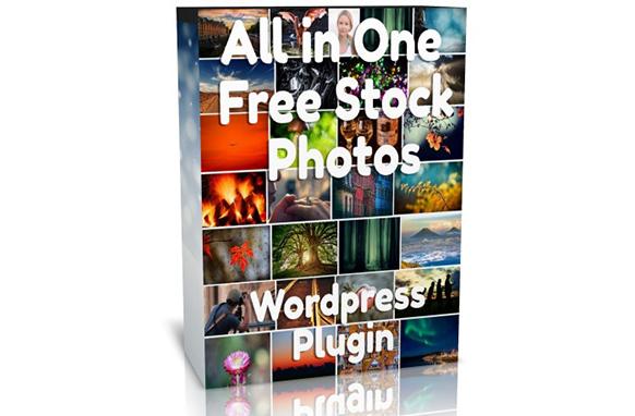 All-In-One Free Stock Photos WordPress Plugin