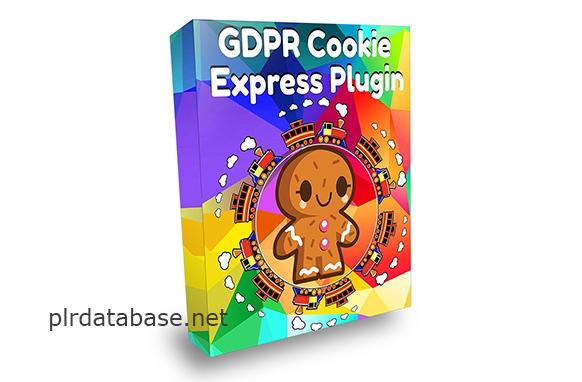 GDPR Cookie Express WordPress Plugin