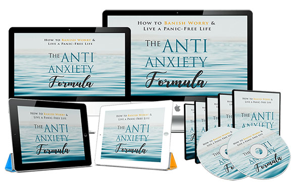 Anti-Anxiety Formula Upgrade Package