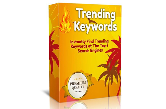 Trending Keywords WordPress Plugin