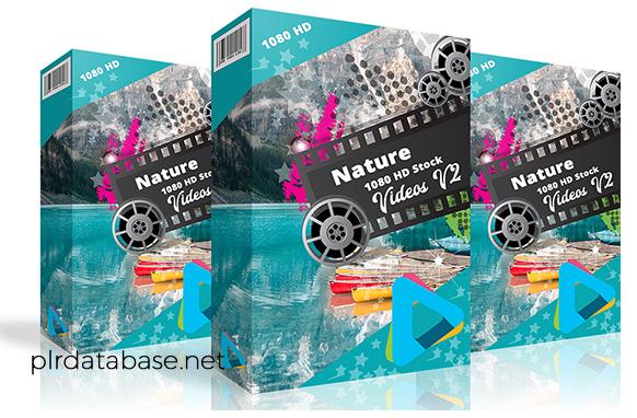 Nature 1080 HD Stock Videos V2.1