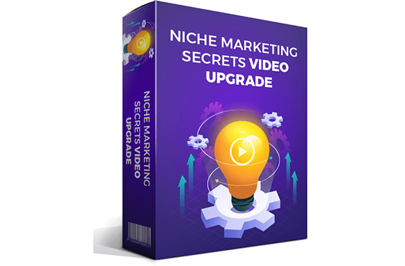 Niche Marketing Secrets Video Training