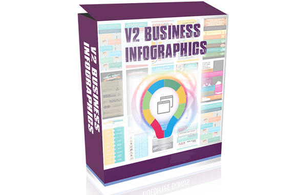 V2 Business Infographics
