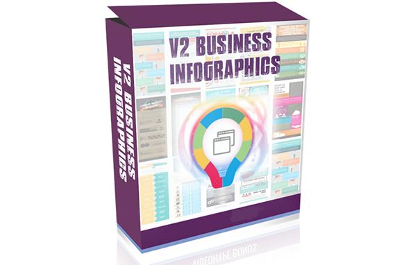 V2 Business Infographics