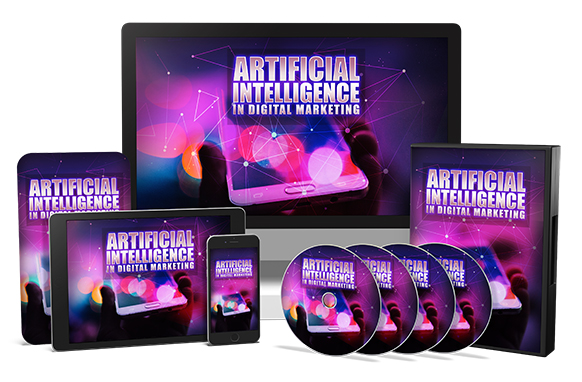 Artificial Intelligence In Digital Marketing Upgrade Package