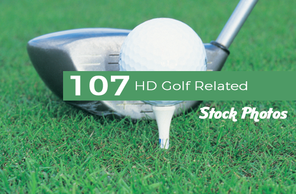 107 HD Golf Related Stock Photos