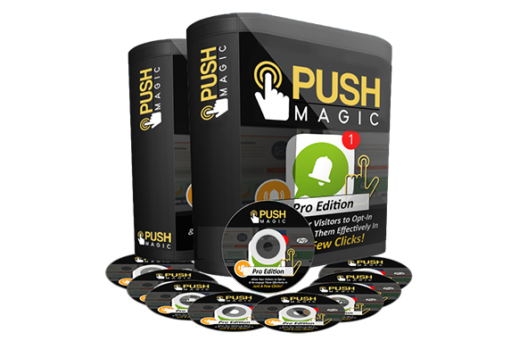Push Magic PRO Edition