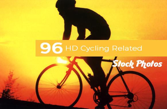 96 HD Cycling Related Stock Photos
