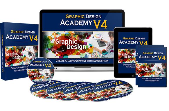 Graphic Design Academy V4