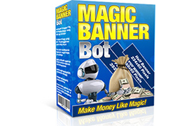 Magic Banner Bot