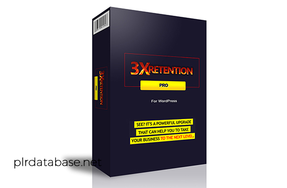 3X Retention PRO WordPress Plugin