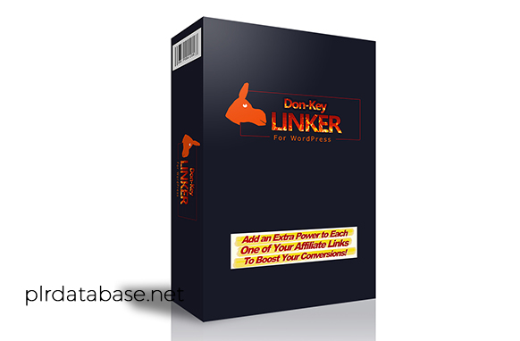 Don-Key Linker WordPress Plugin