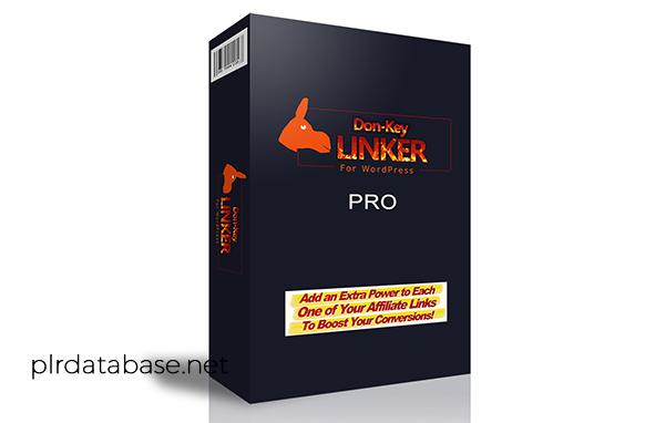 Don-Key Linker Pro WordPress Plugin