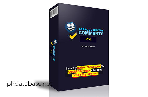 Approve Buyer Comments Pro WordPress Plugin