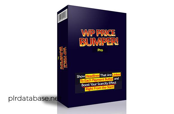WP Price Bumper Pro WordPress Plugin