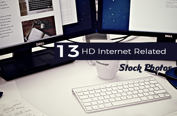 13 HD Internet Related Stock Photos