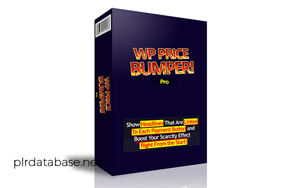 WP Price Bumper Plugin
