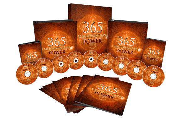 365 Manifestation Power Upgrade Package