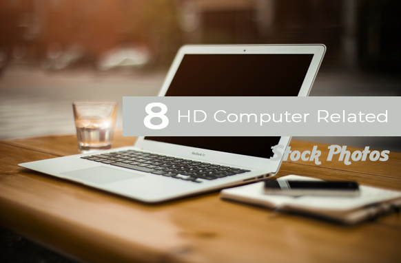 8 HD Computer Related Stock Photos