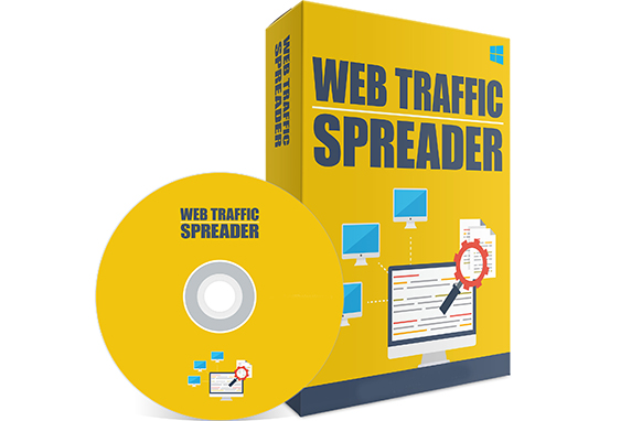 Web Traffic Spreader