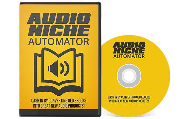 Audio Niche Automator