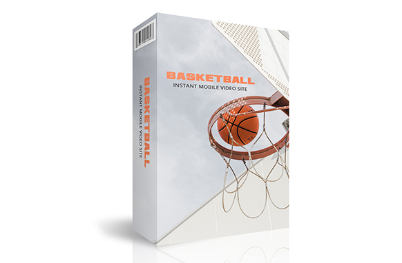 Basketball Instant Mobile Video Site
