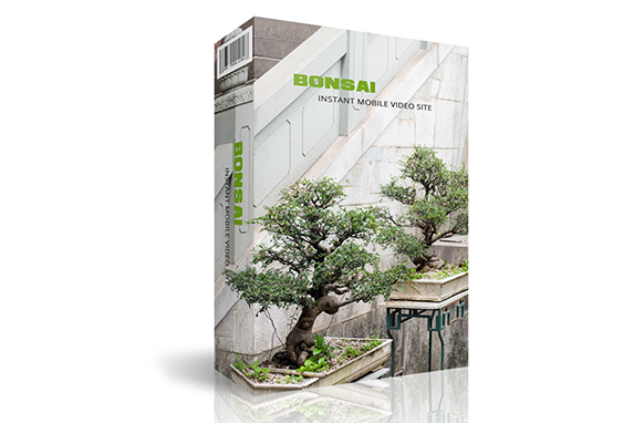 Bonsai Instant Mobile Video Site