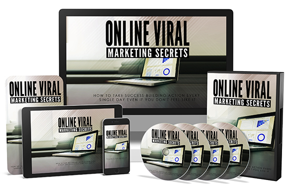 Online Viral Marketing Secrets Upgrade Package