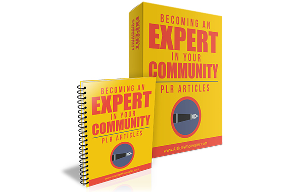 Becoming An Expert In Your Community