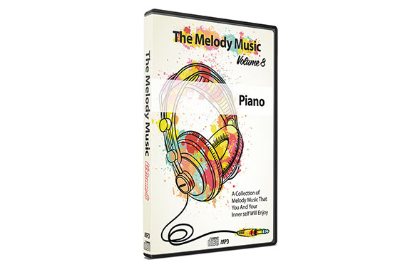 The Melody Music Volume 8 – Piano