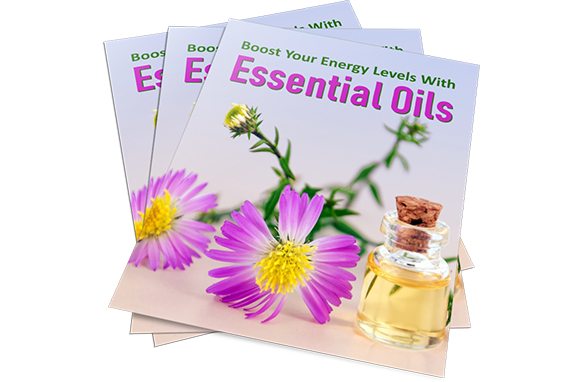 Boost Energy Levels With Essential Oils