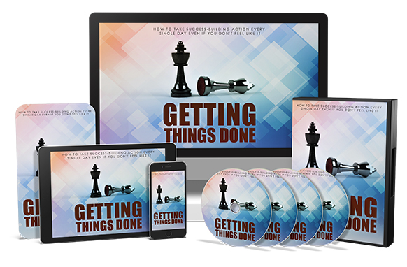 Getting Things Done Upgrade Package