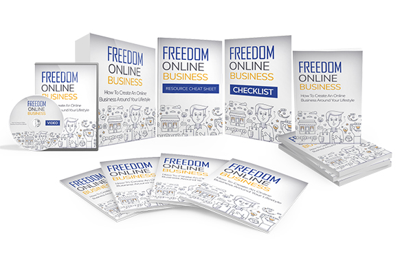 Freedom Online Business Upgrade Package