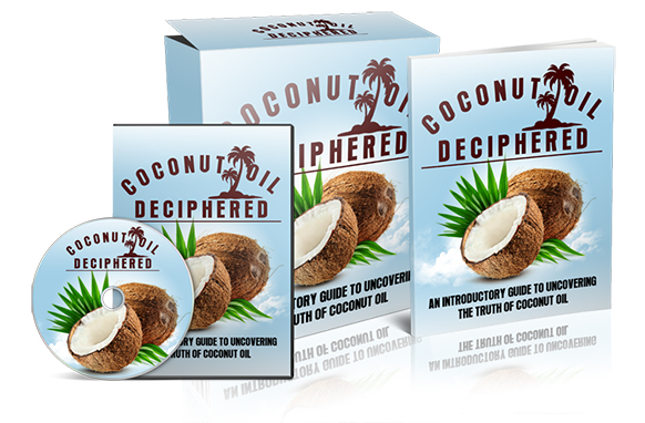 Coconut Oil Deciphered