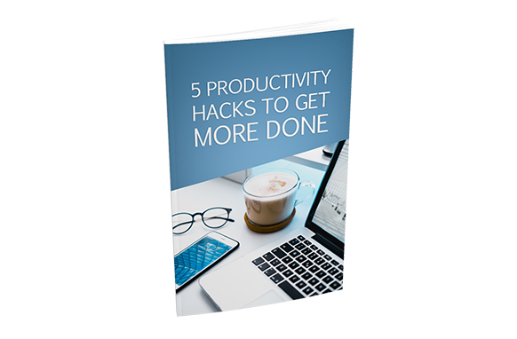 5 Productivity Hacks To Get More Done