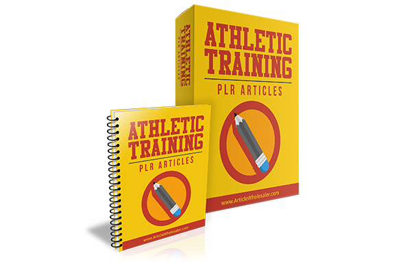 Athletic Training PLR Articles