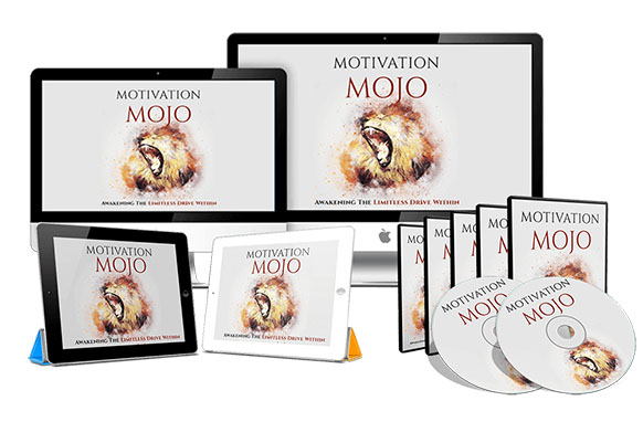 Motivation Mojo Upgrade Package