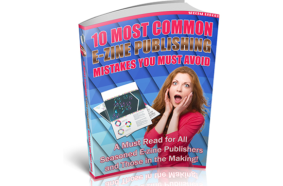 10 Most Common Ezine Publishing Mistakes You Must Avoid