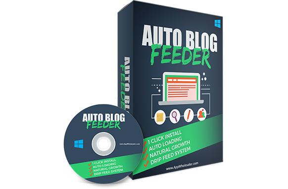 Auto Blog Feeder