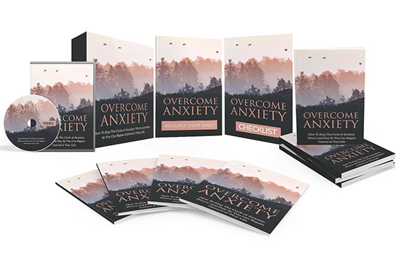 Overcome Anxiety Upgrade Package